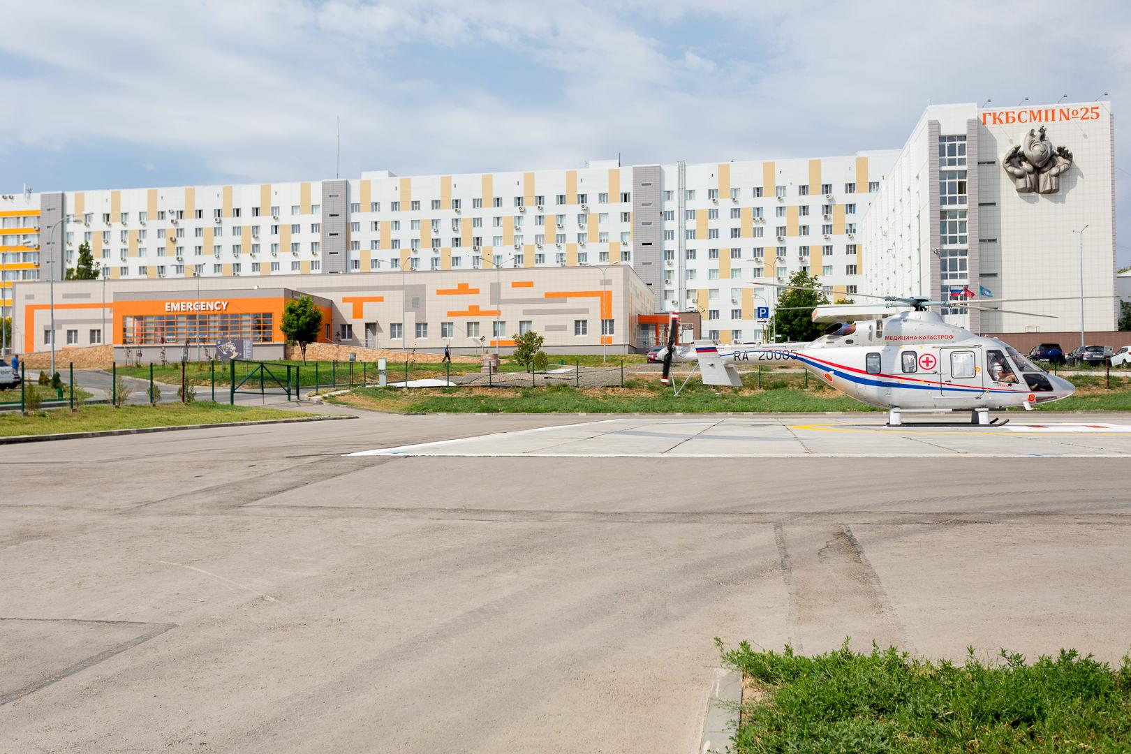 В Волгограде появится детская больница