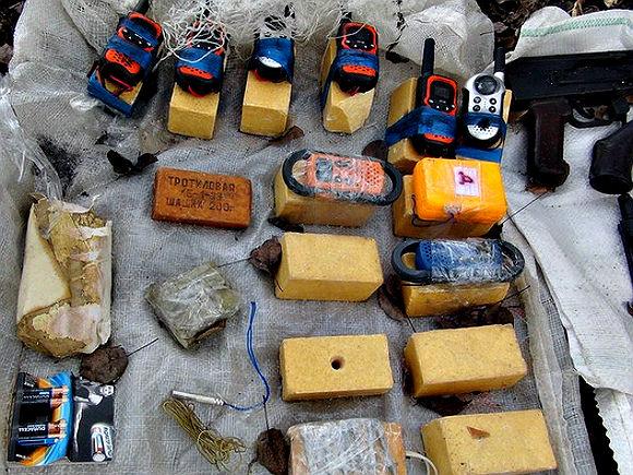 ФСБ: В Астрахани задержали радикалов, которые готовили атаки с самодельной взрывчаткой