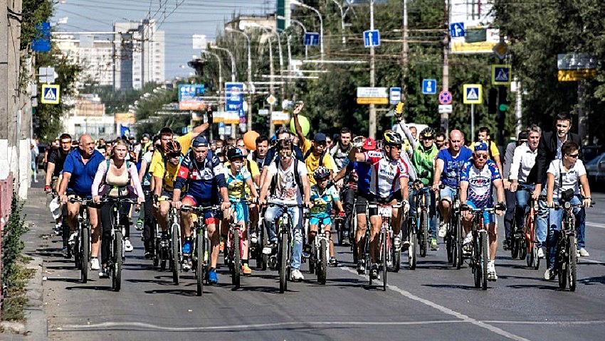 26 мая в Волгограде пройдет велопарад