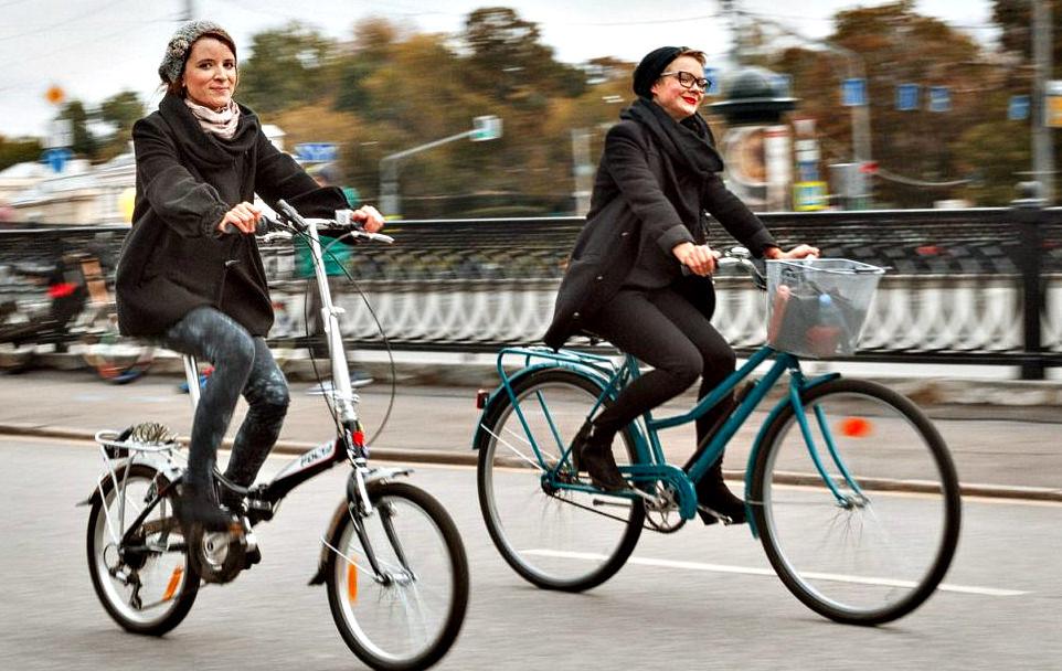 Жителей Волгограда призывают приехать на работу на велосипеде