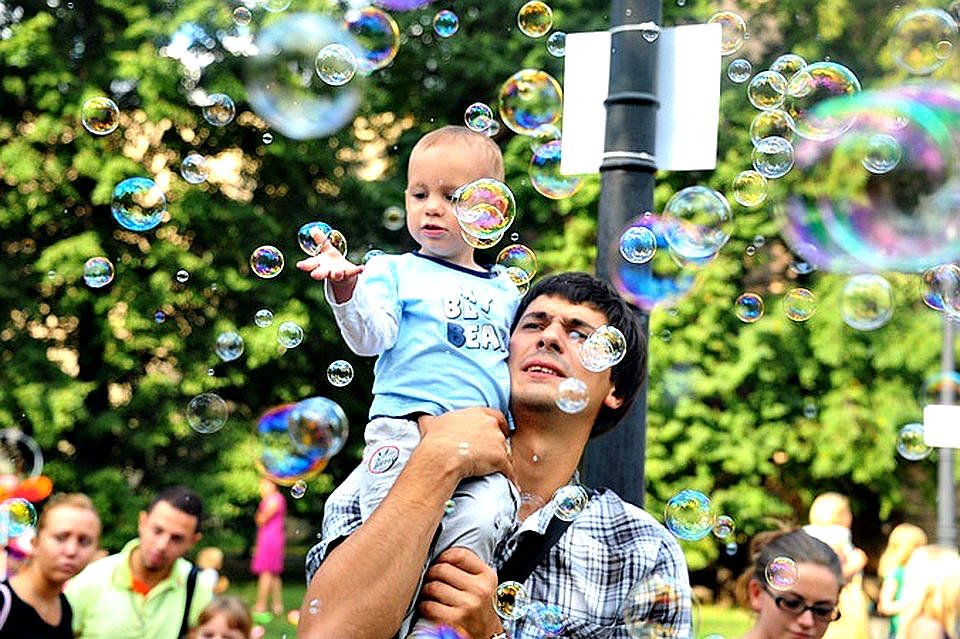 День России-2019 в Волжском отметят в парках