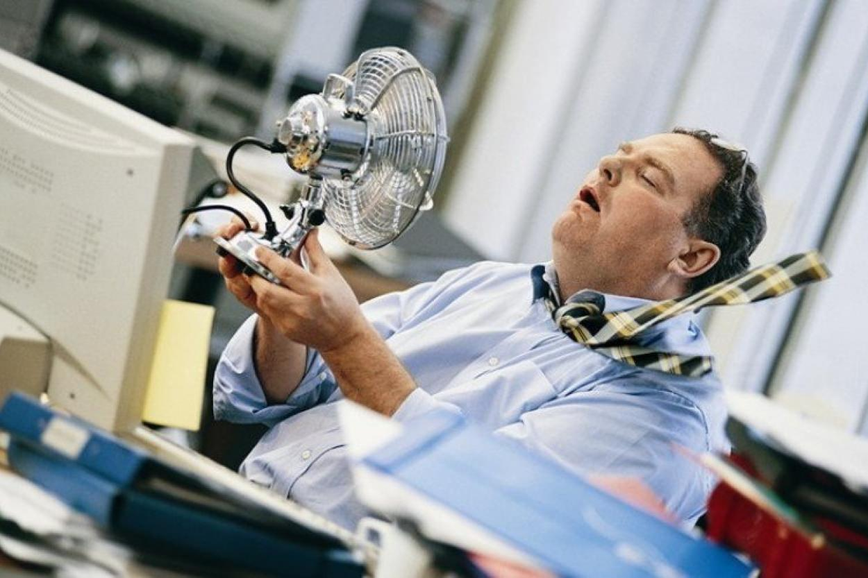 Как спастись от жары, когда кондиционера нет?