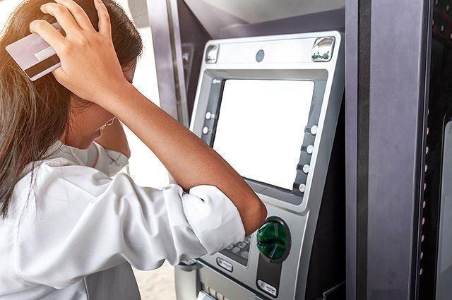 Банкомат не выдал деньги, но с карты списал. Что делать?