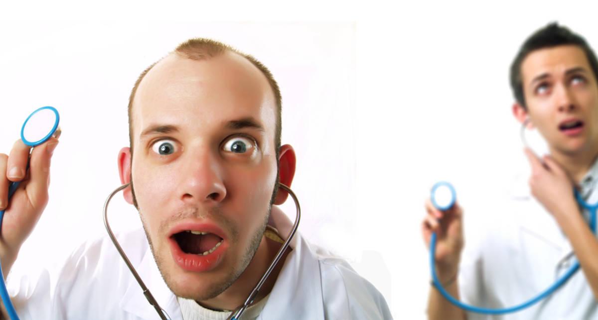 Вот это зашлакованность! 7 признаков псевдодиагностики