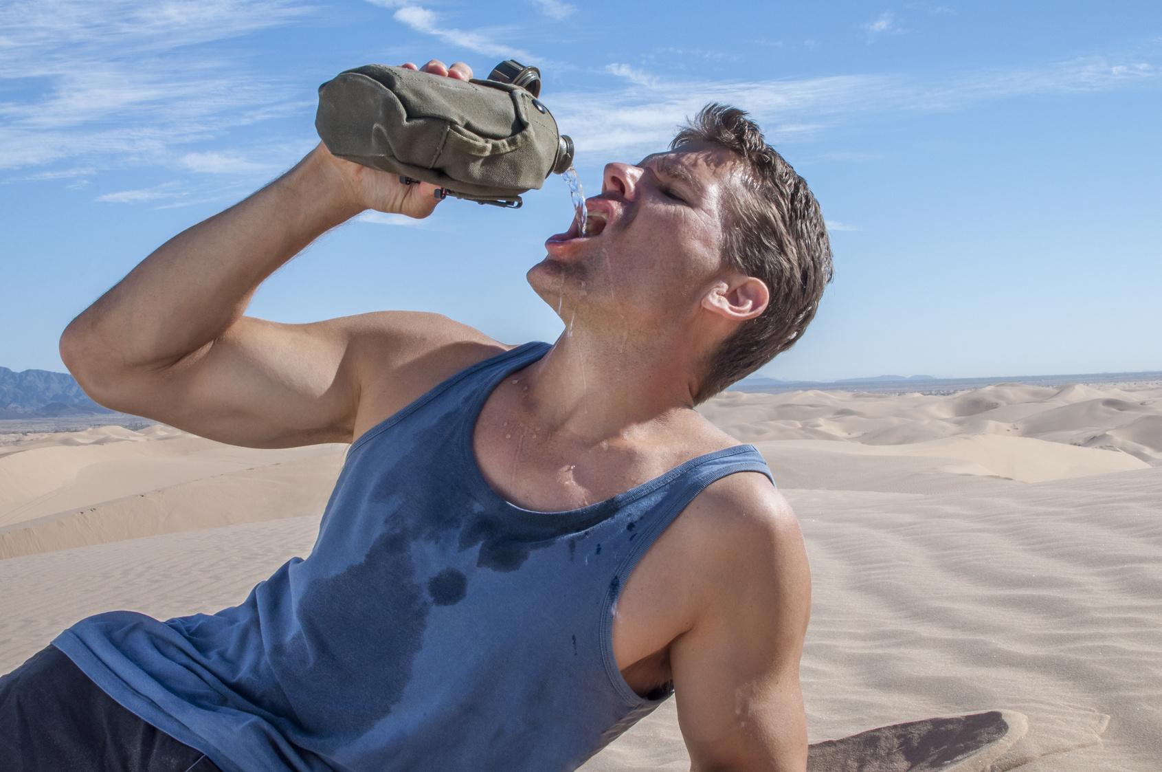 Сигнал засухи: Как понять, что организму не хватает воды?