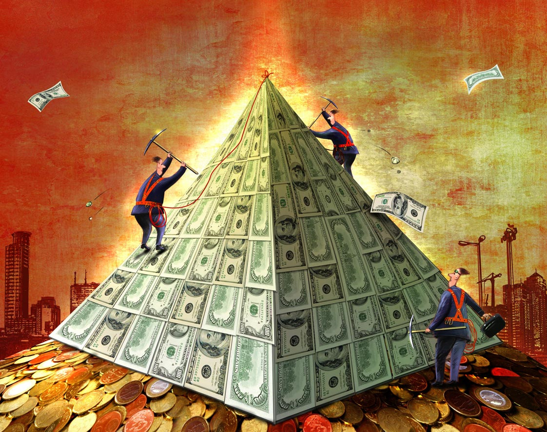 Как узнать финансового мошенника?