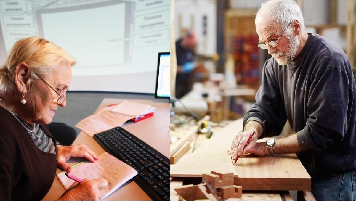 Старость подождет: Почему полезно работать на пенсии