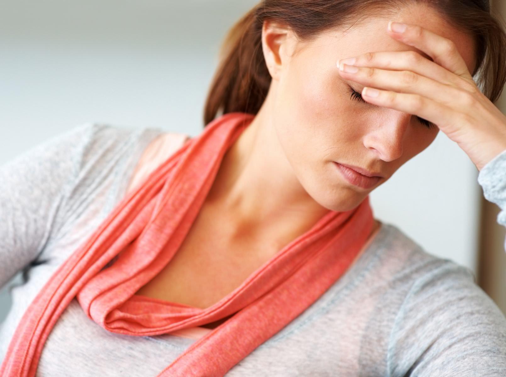 5 физических проявлений депрессии, о которых вы могли не знать