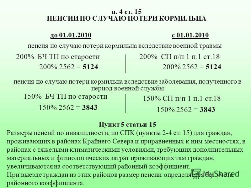 Как рассчитать пенсию по потери кормильца ребенку калькулятор пенсии военнослужащего росгвардии в 2021 году